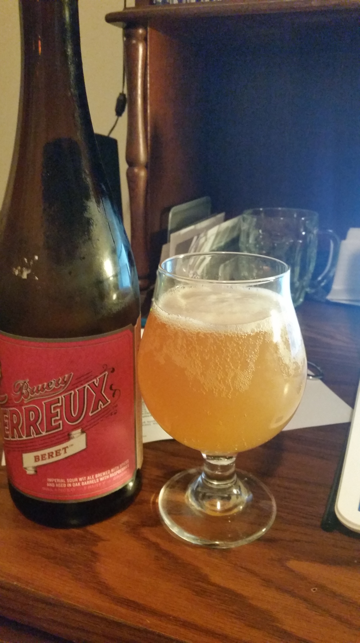 Bullet Points and a Brew8/29/16